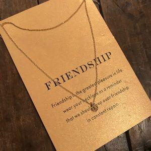 Jewelry - NEW Friendship Necklace